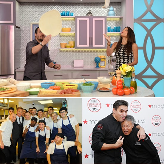 Celebrity Chef Pictures Oct. 18, 2013