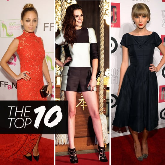 Top Ten Best Dressed Of The Week: Kristen Stewart, Nicole Richie, Elin Kling & More