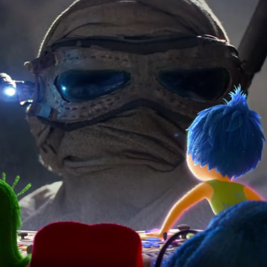 Inside Out Characters React to Star Wars