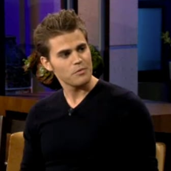 Paul Wesley on The Tonight Show (Video)