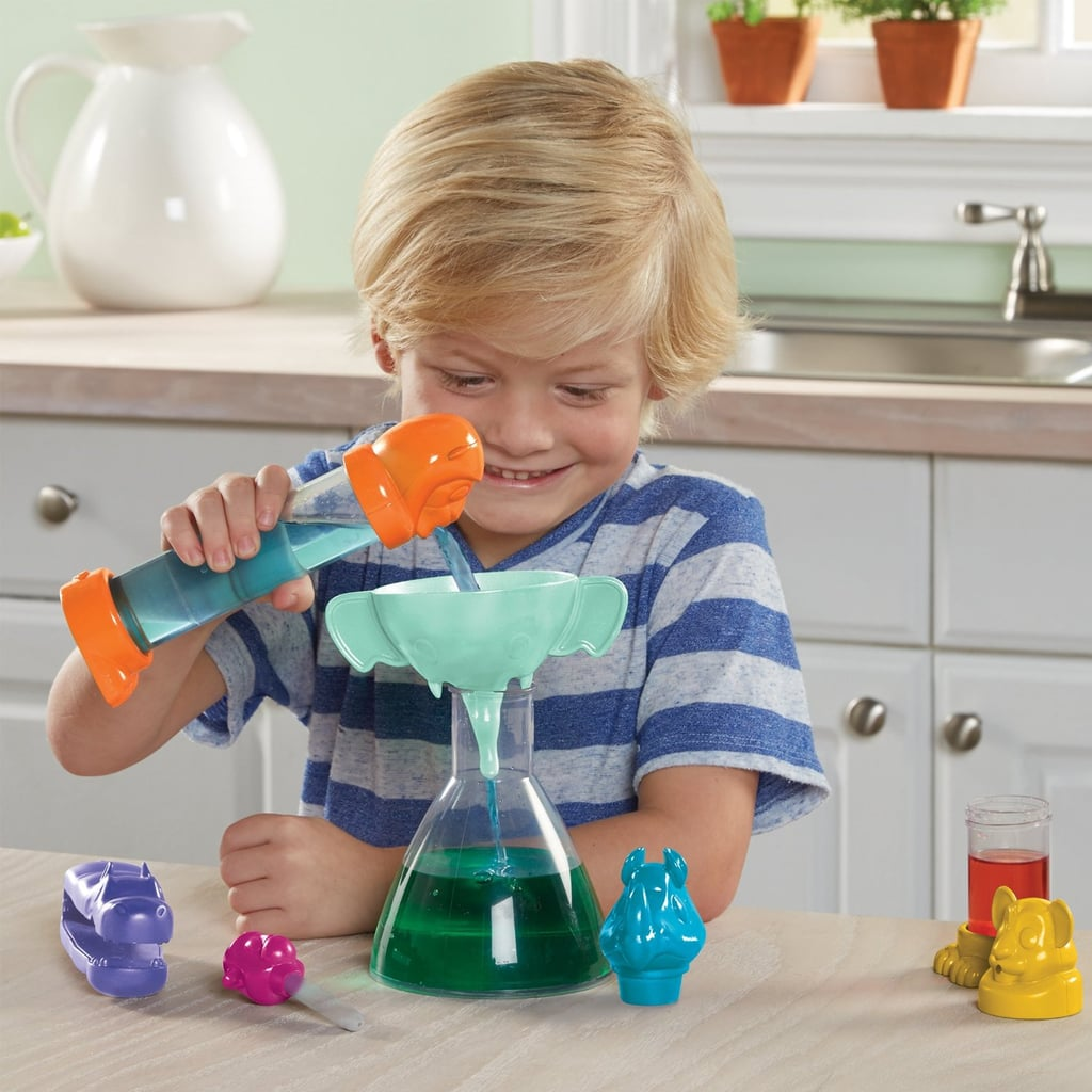 For 3-Year-Olds: GeoSafari Jr. Jungle Crew Lab Set