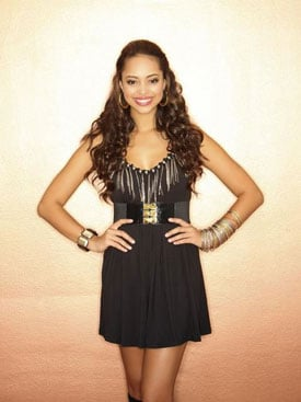 Interview with Amber Stevens, Ashleigh on Greek