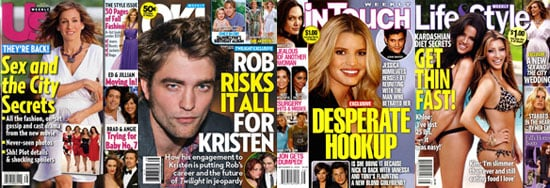 Which Magazine Will You Be Picking Up This Weekend?