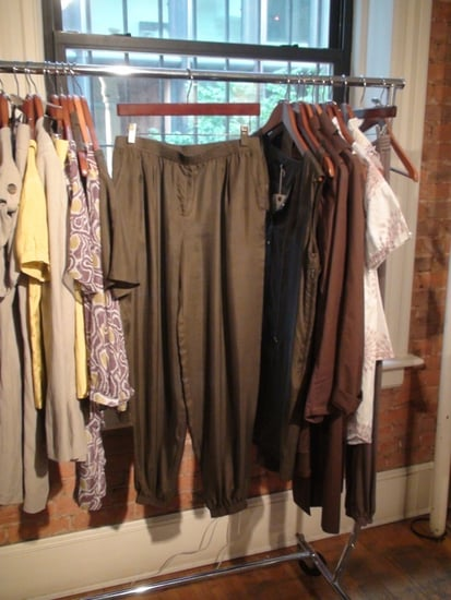 In The Showroom: Alice Ritter Spring 09