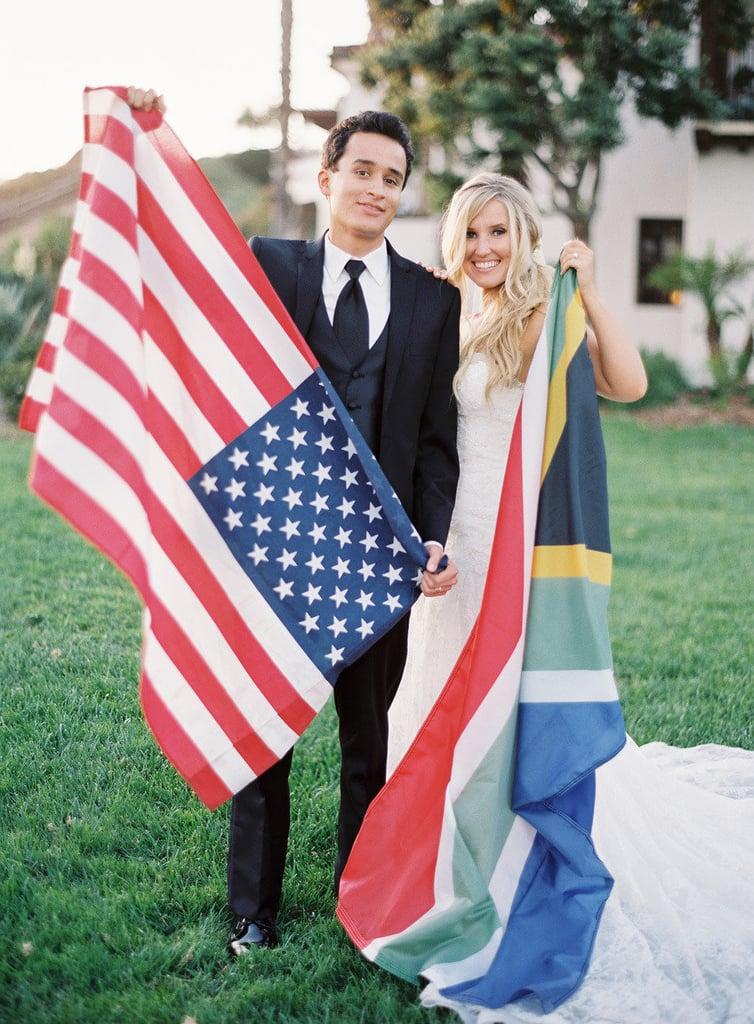 For Patriotic Pride