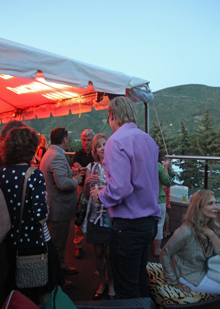 Wine and Dine Under the Stars Party