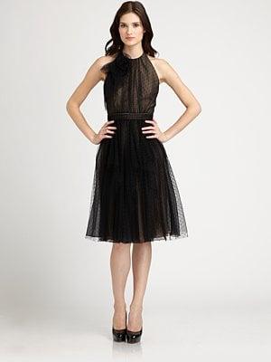 Carmen Marc Valvo Tulle Dress ($680)