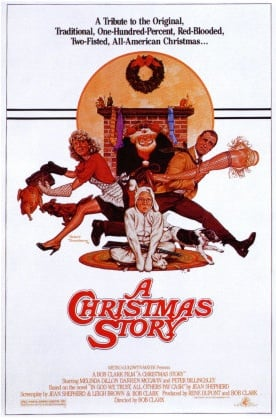 The Results Are in: Recast A Christmas Story