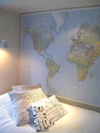 Do You Decorate With Maps?