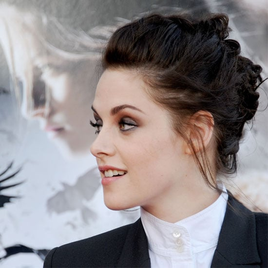 Celebrity Beauty Poll: Who Had The Best Braided Updo Out Of Kristen Stewart, Anna Paquin And Shirley Manson?