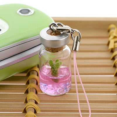 Colorful Bio-Tech Cell Phone Strap