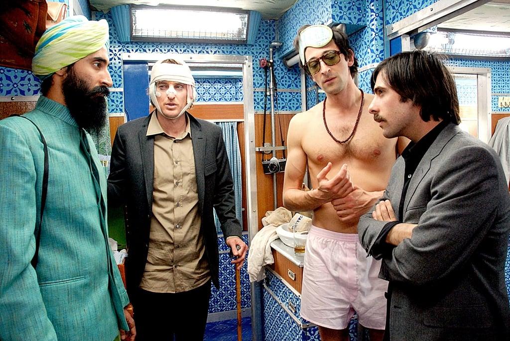Adrien Brody, The Darjeeling Limited