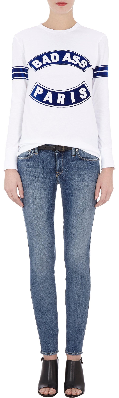 Etre Cecile Bad Ass Paris Long-Sleeve T-Shirt ($130)