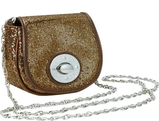 This Gap Mini Sequin Purse ($40) is perfect for the holidays and won't break my bank.