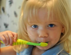 3 Clever Ways to Get Your Child to Brush Her Teeth