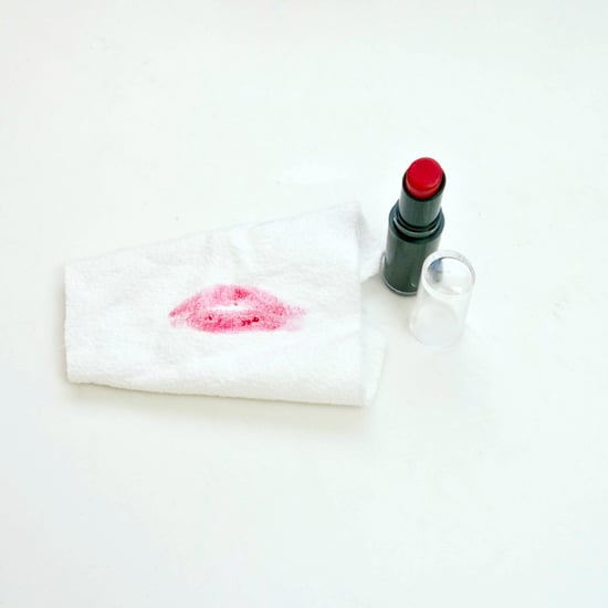 How to Get Out Lipstick Stains