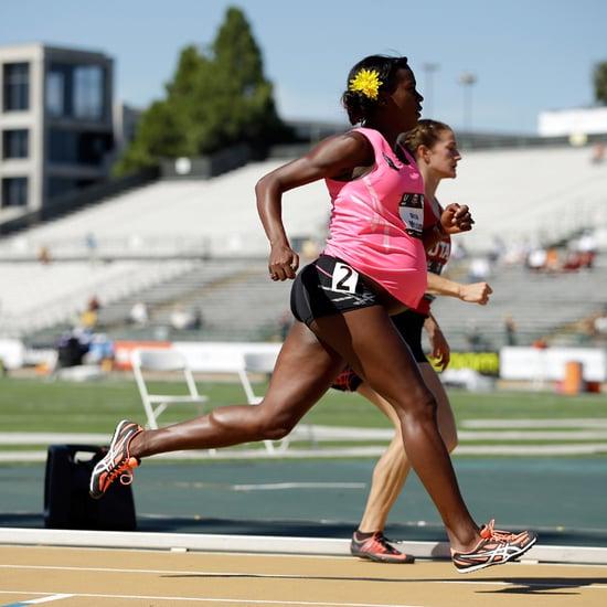 Alysia Montano Runs Race While Pregnant