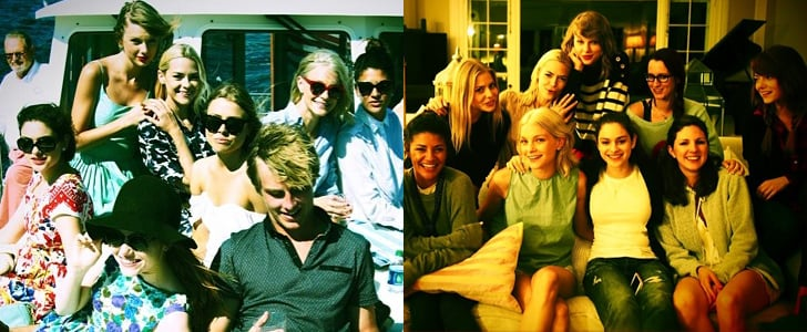 Emma and Andrew Join Taylor For a Star-Studded Fourth of July Weekend