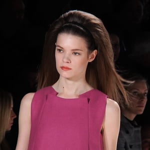 Fall 2012 Fashion Week Hair Trends