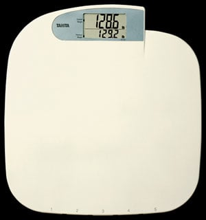 Diet Tip: Own an Accurate Digital Scale