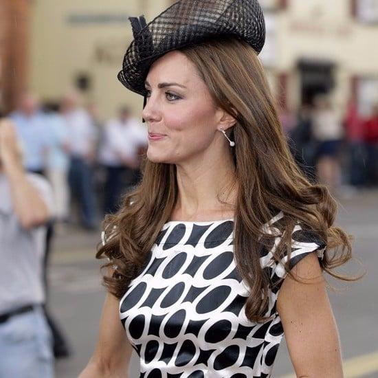 Kate Middleton Zara Style