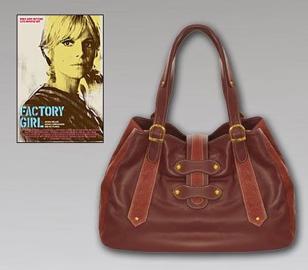 The Edie Tote by Tracy Zych