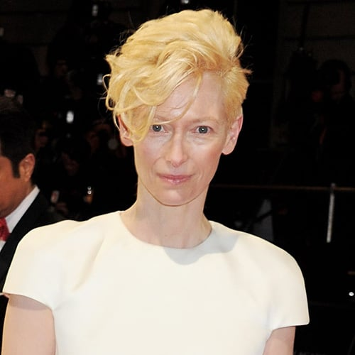 Tilda Swinton at the 2012 BAFTA Awards