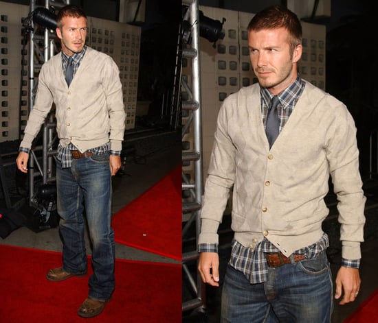 Celebrity Style: David Beckham