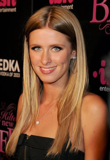 Nicky Hilton's Haircolor
