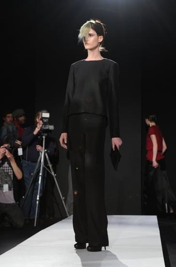 Fall 2011 New York Fashion Week: Mandy Coon