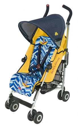 Maclaren Yellow Submarine Stroller