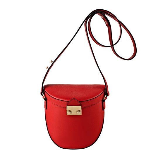 Nothing says love like a hot red bag, and this Shooter bag from Loeffler Randall ($350) is the perfect gift for someone who loves a good handbag but might not splurge for it in such a siren red. It's sexy and classy at the same time. — Noria Morales, style director