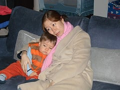When Kids Get Sick, It's Mom Who Stays Home