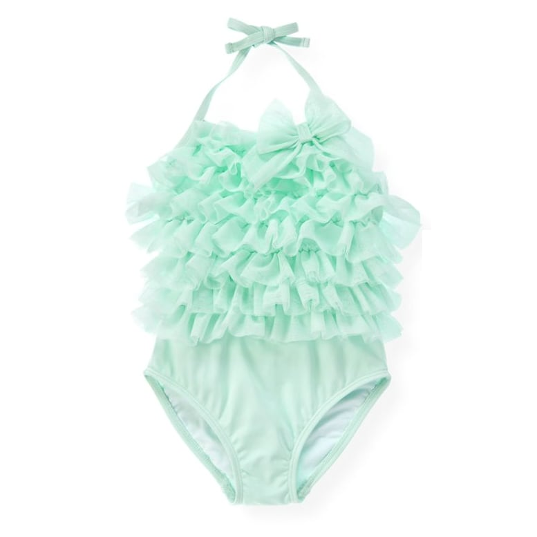 Janie and Jack Tulle Tier Suit