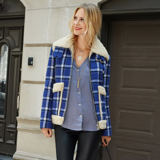 Poppy Delevingne's Fall Style