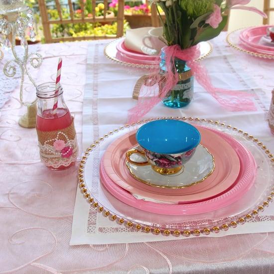 Vintage Birthday Tea Party