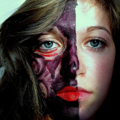 Be Two-Faced