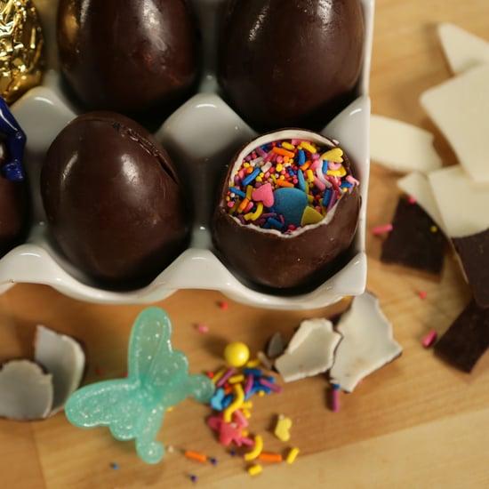 DIY Kinder Eggs | Food Video