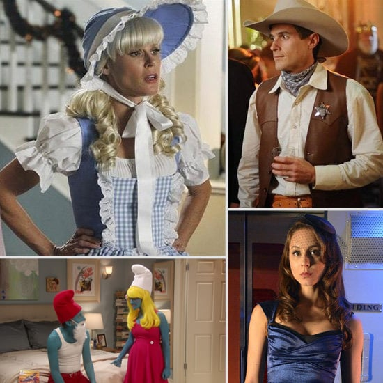 Halloween TV Sneak Peek: Pictures From Modern Family and More!