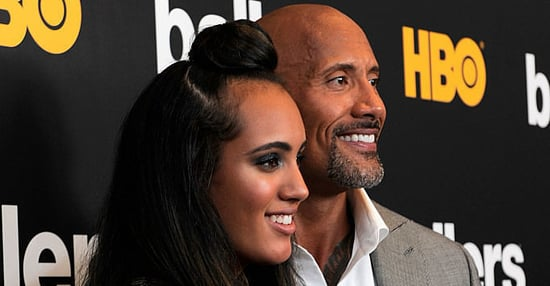 OK, The Rock, We Get It: Your Family All Has The Same Beautiful Smile