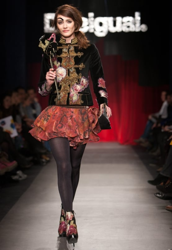Christian Lacroix Has His First Post-Bankruptcy Fashion Job, Designing Monsieur Lacroix for Desigual