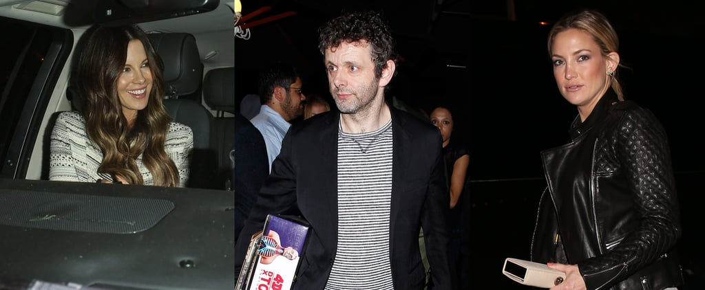 Michael Sheen Is Friends With Every Gorgeous Woman in Hollywood