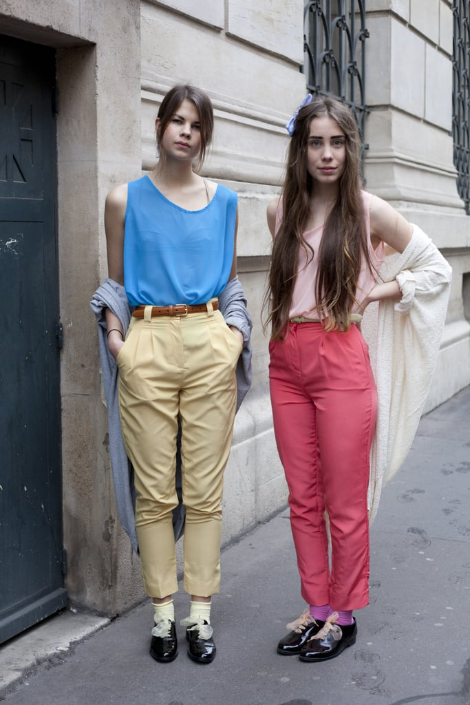 Wondering how to give your wardrobe a colour upgrade? Colour-block with casual, less-structured separates.