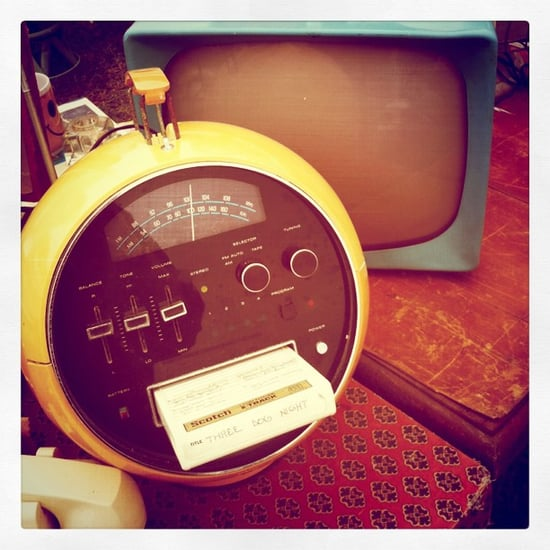 8-Track Day Retro and Vintage Tech Gadgets