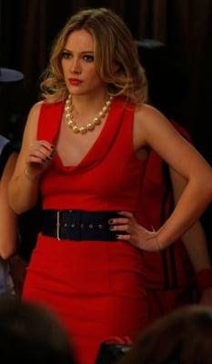 Gossip Style: Olivia Burke
