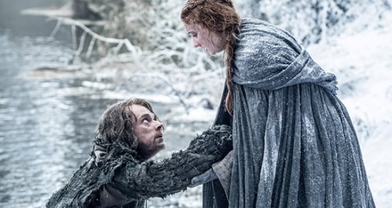 Theon Helps Sansa in Chilly New 'Game of Thrones' Season 6 Clip