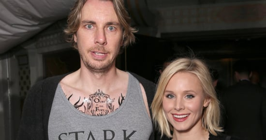 Kristen Bell And Dax Shepard's Matching Chest Tattoos Are 'Game Of Thrones' #FanGoals