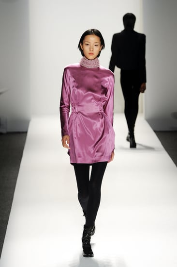 New York Fashion Week: Andy & Debb Fall 2010