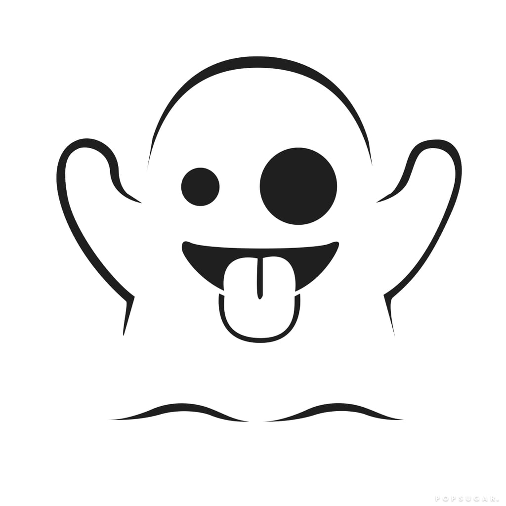 Ghost Emoji Templates by Morgan Pugh