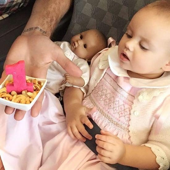 Armie Hammer Daughter First Birthday Photos